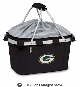 Picnic Time NFL - Metro Basket Green Bay Packers