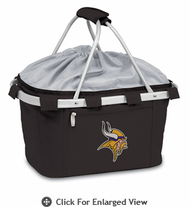 Picnic Time NFL - Metro Basket Minnesota Vikings