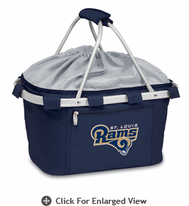 Picnic Time NFL - Metro Basket St. Louis Rams