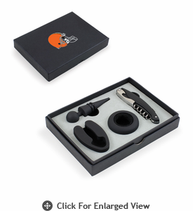 Picnic Time NFL - Metro Wine Tools Cleveland Browns