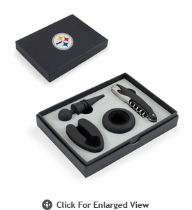 Picnic Time NFL - Metro Wine Tools Pittsburgh Steelers