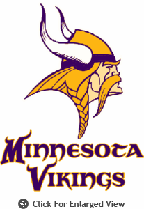 Picnic Time NFL Minnesota Vikings