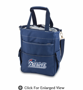 Picnic Time NFL - Navy Blue Activo New England Patriots