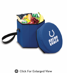 Picnic Time NFL - Navy Blue Bongo Cooler Indianapolis Colts