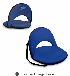Picnic Time NFL - Navy Blue Oniva Seat Buffalo Bills