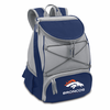 Picnic Time NFL - Navy Blue PTX Backpack Cooler Denver Broncos