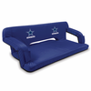 Picnic Time NFL - Navy Blue Reflex Travel Couch Dallas Cowboys