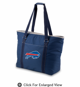 Picnic Time NFL - Navy Blue Tahoe Buffalo Bills