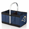 Picnic Time NFL - Navy Blue Urban Basket St. Louis Rams