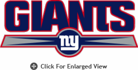 Picnic Time NFL New York Giants