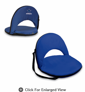 Picnic Time NFL - Oniva Seat Dallas Cowboys