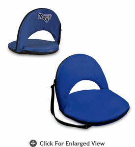 Picnic Time NFL - Oniva Seat St. Louis Rams