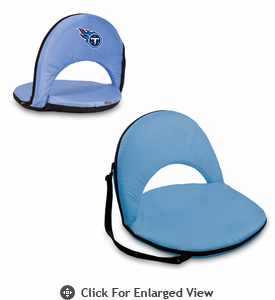 Picnic Time NFL - Oniva Seat Tennessee Titans