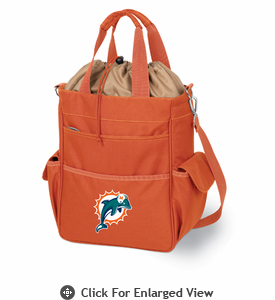 Picnic Time NFL - Orange Activo Miami Dolphins