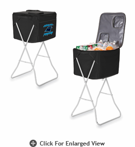 Picnic Time NFL - Party Cube Carolina Panthers