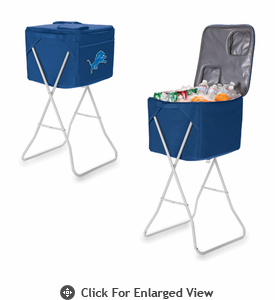 Picnic Time NFL - Party Cube Detroit Lions