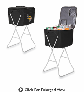 Picnic Time NFL - Party Cube Minnesota Vikings