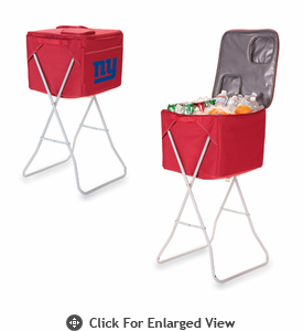 Picnic Time NFL - Party Cube New York Giants