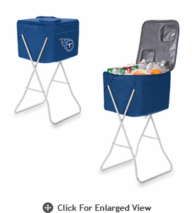 Picnic Time NFL - Party Cube Tennessee Titans