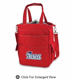 Picnic Time NFL - Red Activo New England Patriots