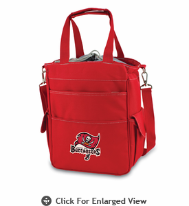 Picnic Time NFL - Red Activo Tampa Bay Buccaneers