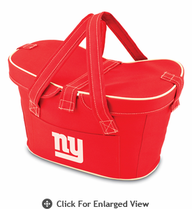 Picnic Time NFL - Red Mercado New York Giants