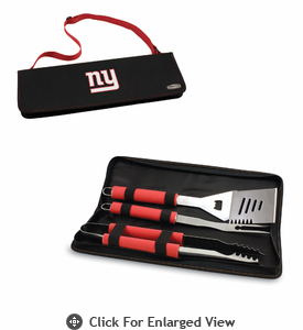 Picnic Time NFL - Red Metro BBQ Tote New York Giants