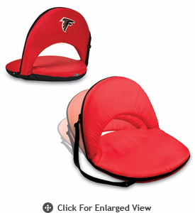 Picnic Time NFL - Red Oniva Seat Atlanta Falcons