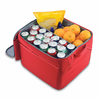 Picnic Time NFL - Red Party Cube San Francisco 49ers