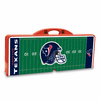 Picnic Time NFL - Red Picnic Table Sport Houston Texans