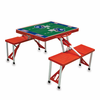 Picnic Time NFL - Red Picnic Table Sport New York Giants