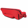 Picnic Time NFL - Red Reflex Travel Couch Buffalo Bills
