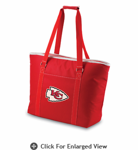 Picnic Time NFL - Red Tahoe Kansas City Chiefs