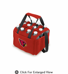Picnic Time NFL - Red Twelve Pack Arizona Cardinals