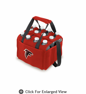Picnic Time NFL - Red Twelve Pack Atlanta Falcons