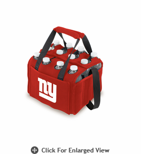 Picnic Time NFL - Red Twelve Pack New York Giants