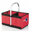 Picnic Time NFL - Red Urban Basket New England Patriots