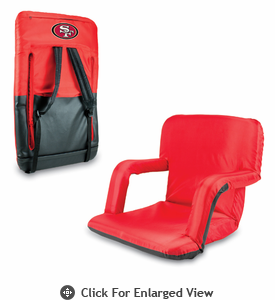 Picnic Time NFL - Red Ventura San Francisco 49ers