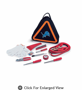 Picnic Time NFL - Roadside Emergency Kit Detroit Lions