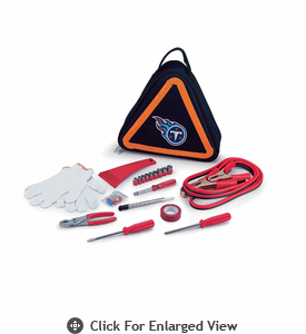 Picnic Time NFL - Roadside Emergency Kit Tennessee Titans