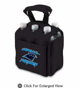 Picnic Time NFL - Six Pack Carolina Panthers