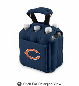 Picnic Time NFL - Six Pack Chicago Bears