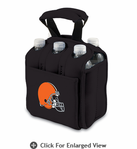 Picnic Time NFL - Six Pack Cleveland Browns