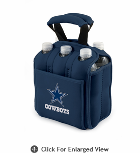 Picnic Time NFL - Six Pack Dallas Cowboys