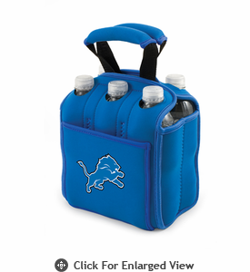 Picnic Time NFL - Six Pack Detroit Lions