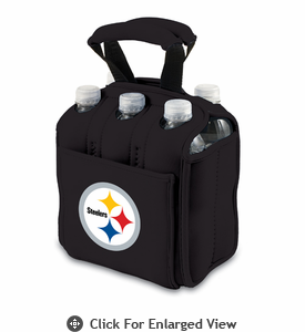 Picnic Time NFL - Six Pack Pittsburgh Steelers