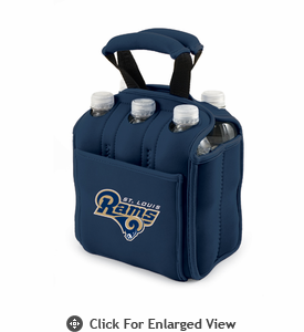 Picnic Time NFL - Six Pack St. Louis Rams