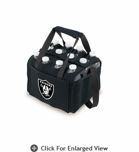 Picnic Time NFL - Twelve Pack Oakland Raiders