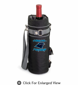 Picnic Time NFL - Wine Sack Carolina Panthers