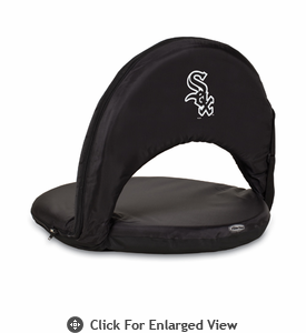 Picnic Time Oniva Seat - Black Chicago White Sox